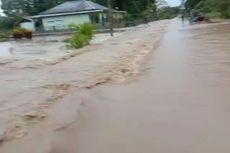 Banjir Manokwari Surut, Warga Mulai Kembali ke Rumah