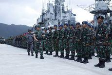 Pasang Surut Hubungan RI-China: Galak di Laut, Mesra di Darat