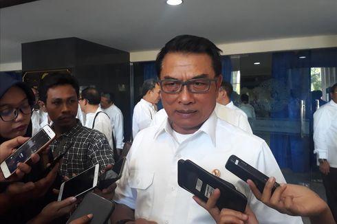 Moeldoko Sebut Benny Wenda Dalangi Kerusuhan Papua
