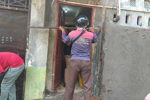 Anggota DPRD Penembok Pintu Rumah Tahfiz Al Quran di Makassar Ingin Jual Rumahnya