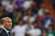 Barcelona Vs Madrid, Zidane Belum Pernah Rasakan Kalah di Camp Nou