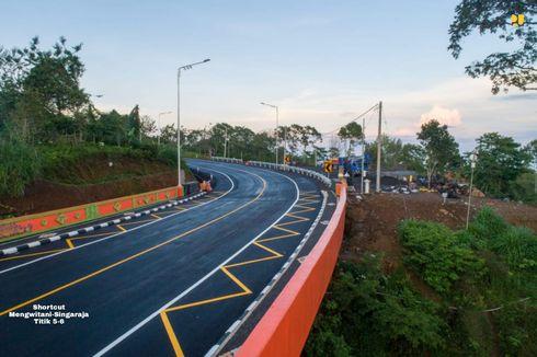 Telan Dana Hampir Rp 1 Triliun, Jalan Pintas Mengwitani-Singaraja Dilanjutkan