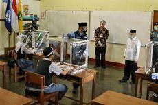 SMAN 4 dan Ponpes Assobariyyah Sudah Jalankan KBM, Wapres Tinjau Penerapan Protokol Kesehatannya