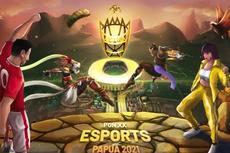 Jadwal Lengkap Pertandingan Final Ekshibisi E-sports PON XX Papua 2021