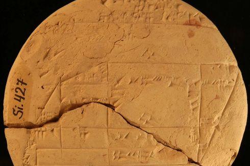 Tablet Tanah Liat Zaman Babilonia Disebut Membalikkan Sejarah Matematika