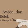 Jibeak Awieo dan Lalan Belek, Lagu daerah di Bengkulu