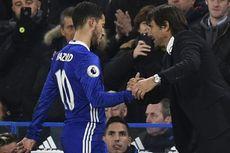 Mantan Bintang Chelsea Minta Hazard Tidak Usah ke Real Madrid