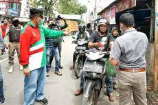 Plt Wali Kota Medan Pimpin Razia Masker, 16 KTP Warga Disita, Izin Lapak Dicabut