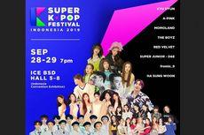 Super Kpop Festival Indonesia 2019 Digelar Bulan Depan, Cek Jadwalnya