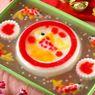Resep Puding Vanila Jeruk untuk Dessert Imlek