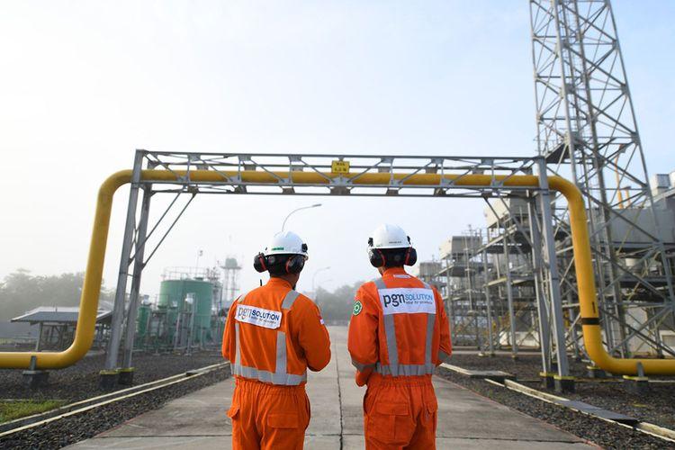 Ini Strategi PGN Perkuat Fundamental Bisnis di Tengah Dinamika Harga Gas