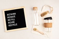 5 Langkah Menerapkan Zero Waste dan Hemat Energi di Rumah