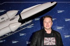 Ada Isu Tesla Bakal Merger dengan Apple, Ini Respons Elon Musk