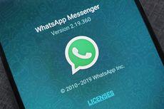 Ramai Kabar WhatsApp Bakal Berbayar Mulai Tahun Ini, Benarkah?