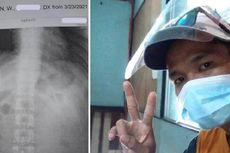 Mengeluh Sakit di Dada, Ternyata Ada Pisau Tertinggal di Paru-paru Pria Ini