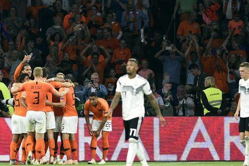 Jadwal Kualifikasi Euro 2020, Malam Ini Jerman Vs Belanda