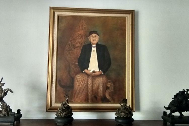Go Tik Swan, orang Tionghoa yang pencipta batik Indonesia