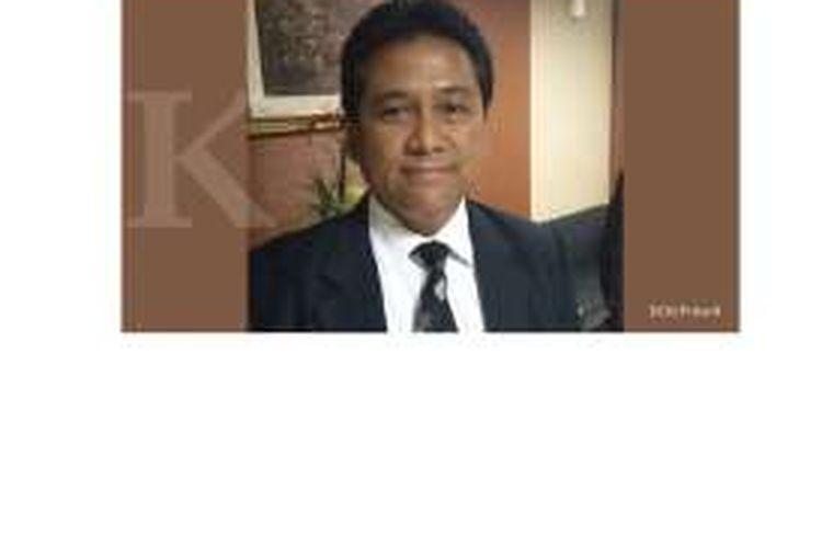 Hariyadi Budisantoso Sukamdani, putra keempat Sukamdani Sahid Gitosardjono, pendiri Grup Sahid, dan juga Ketua Umum APINDO.