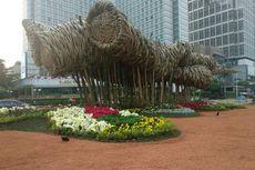 Getih Getah Dibongkar karena Rapuh, Begini Cara Merawat Bambu