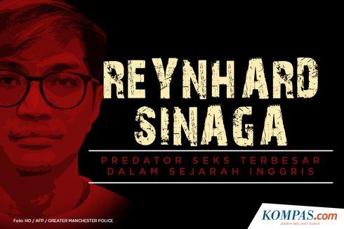 INFOGRAFIK: Reynhard Sinaga, Predator Seks Terbesar dalam Sejarah Inggris