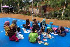 Intip Keseruan Belajar di Alam Terbuka ala Kampus Mengajar