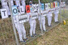 Tolak UU Cipta Kerja, Buruh di Kabupaten Bekasi Sweeping Pabrik dan Ancam Tutup Jalur Pantura