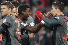 Bayern Kembali ke Puncak Bundesliga