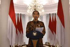 Pidato Lengkap Jokowi, dari PSBB, Listrik Gratis, hingga Keringanan Kredit