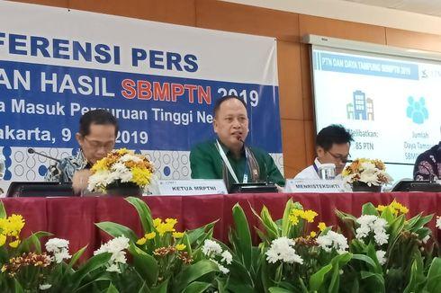 Hasil SBMPTN 2019, 10 Prodi Paling Banyak Diminati Bidang Sains