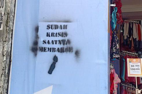 Kelompok Anarko yang Lakukan Vandalisme di Tangerang Berencana Bikin Onar Se-Pulau Jawa