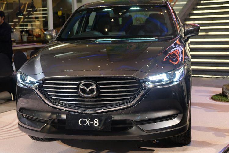 Mazda CX-8 resmi meluncur di Indonesia