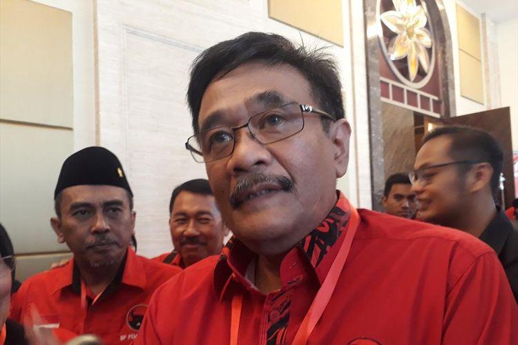 Ketua DPP PDI-P Djarot Saiful Hidayat.
