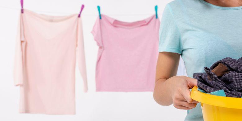4 Masalah yang Dihadapi Saat Mencuci Pakaian dan Cara Mengatasinya