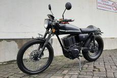 Melirik Desain Klasik Motor Listrik BF Goodrich BF-CG