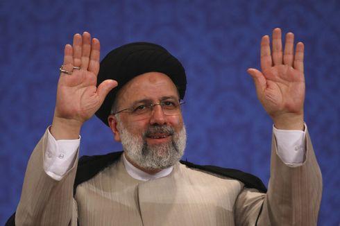Ebrahim Raisi Resmi Jadi Presiden Iran, Bersumpah Cabut Sanksi AS