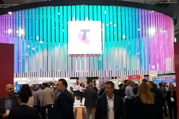 Telstra Vantage 2018 yang digelar pada 19-20 September 2018 di Melbourne, Australia.