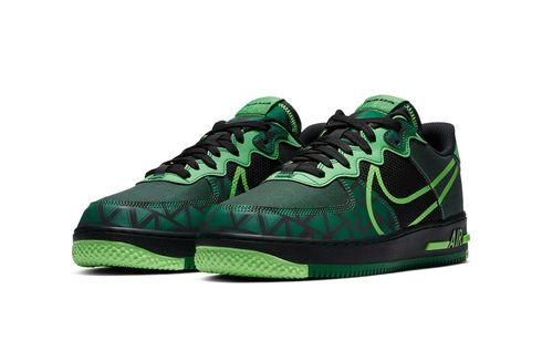 Lagi, Nuansa Timnas Nigeria dalam Sneaker Nike Air Force 1 React Naija
