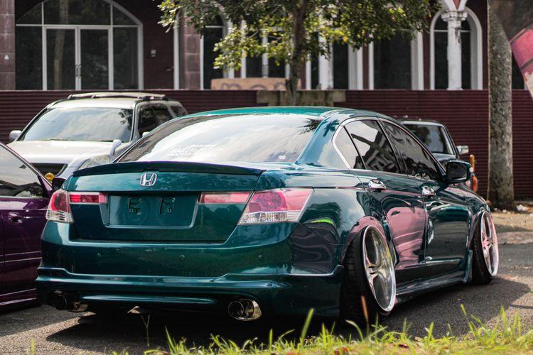 Modifikaso Honda Accord CP2 2010