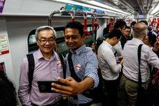 Rp 10.800, Tarif LRT Jakarta Terintegrasi Transjakarta Usulan DTKJ