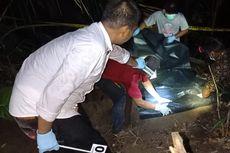 Anak 2 Tahun Tewas Disiksa Ayah Tiri, Jasad Korban Dikubur di Lereng Bukit