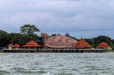 Itinerary 2 Hari 1 Malam di Jepara, Main Air di Pulau Panjang