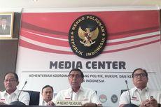 Menko Polhukam Wiranto Diserang Dua Orang Usai Resmikan Universitas di Pandeglang