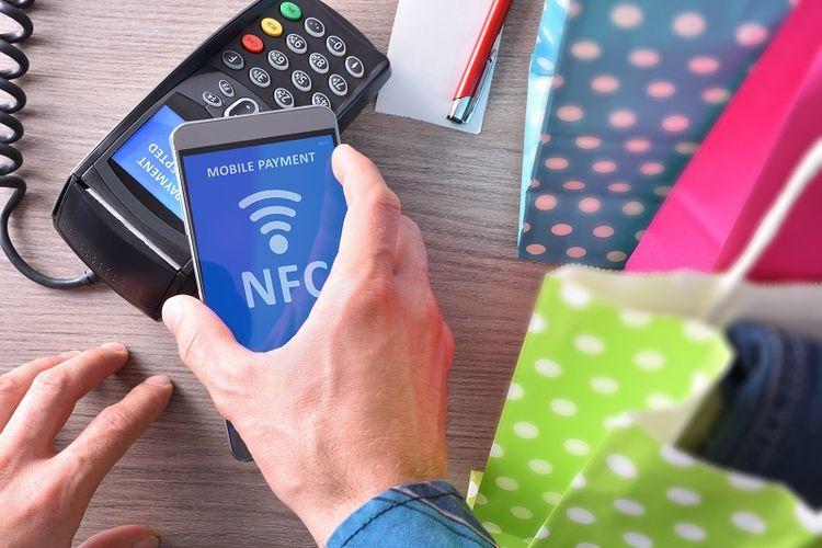 Ilustrasi NFC