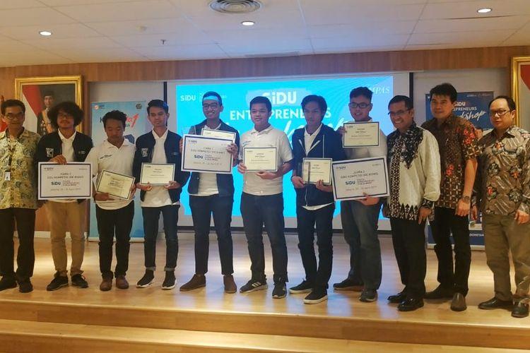 APP Sinar Mas dan Harian Kompas mendukung lahirnya para pengusaha muda melalui ajang SiDU Youth Entrepreneurs Forum (YEF) 2019 (28/2 ? 26/4/2019.
