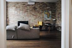 Kekurangan Mendekorasi Ruangan dengan Batu Bata Ekspos