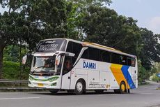 Rute Baru Damri, Jakarta-Yogyakarta Cuma Rp 100.000-an
