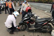 Razia Parkir Liar di Sekitar Apartemen Kalibata City, Jukir: Itu Mah Cuma Didata Saja...