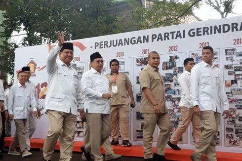 Prabowo Subianto: Wartawan, Sekarang Kita