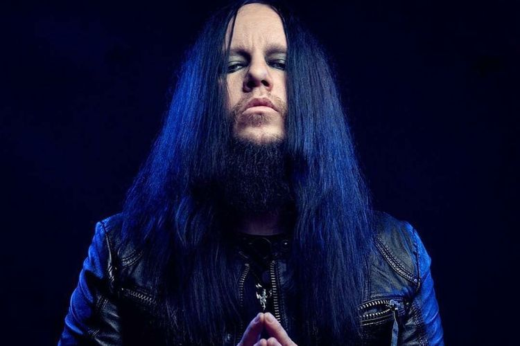 Joey Jordison mantan drummer Slipknot