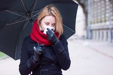 Waspada 6 Penyakit Saat Musim Hujan, dari Tipes hingga Kencing Tikus